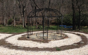 Gazebo Labyrinth